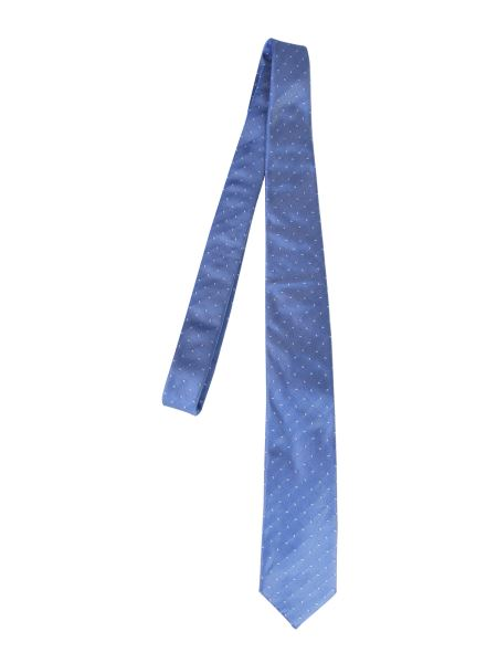 Boss - Micro Drawings Italian Water Repellent Silk Tie