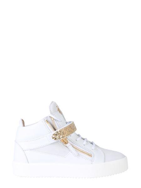 Giuseppe Zanotti - Sneaker In Pelle