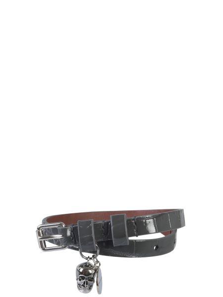 Alexander Mcqueen - Double Turn Leather Bracelet