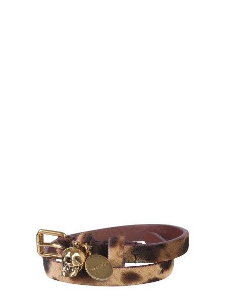 Alexander Mcqueen - Double Turn Bracelet With Horses Hair