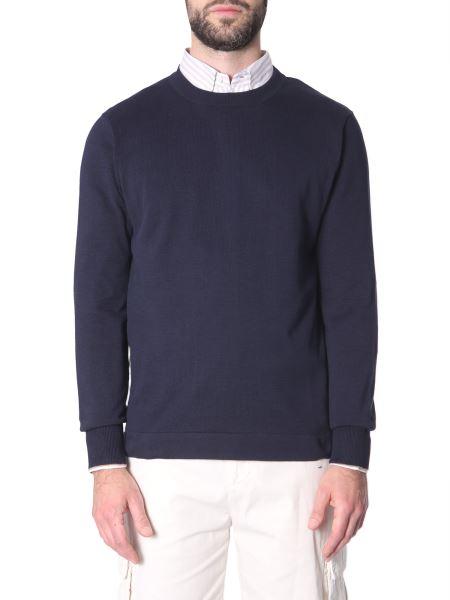 Brunello Cucinelli - Crew Neck Cotton Sweater