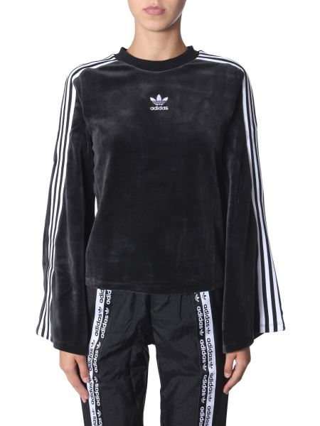 Adidas Originals - Velvet Sweatshirt