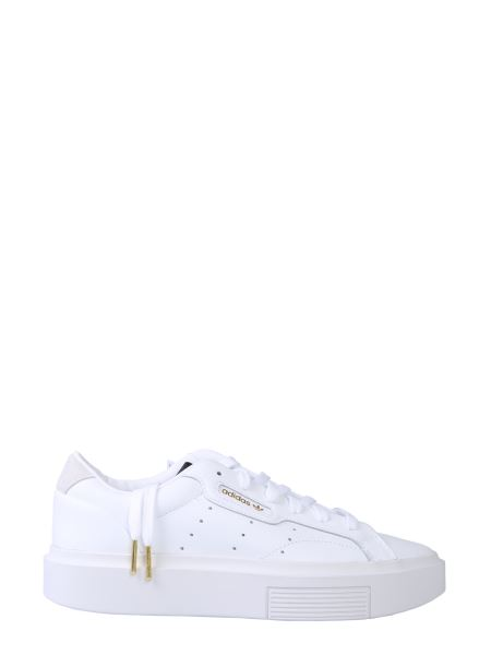 Adidas Originals - Sleek Super Leather Sneaker