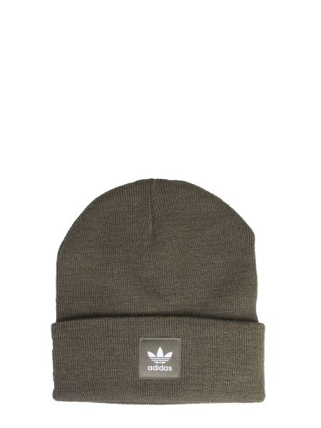 Adidas Originals - Adicolor Knit Hat With Patch Logo