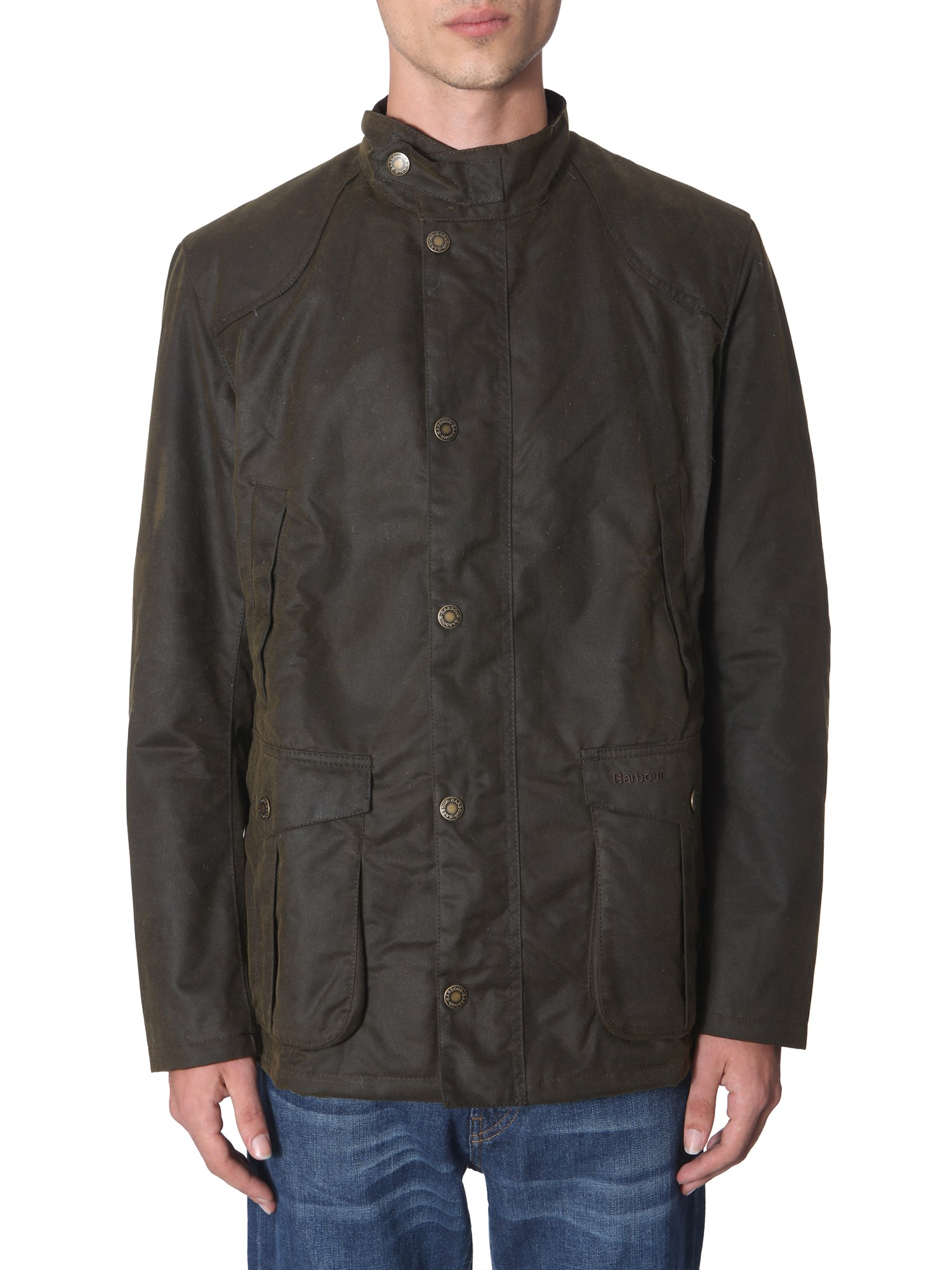 Barbour leaaward Wax Jacket