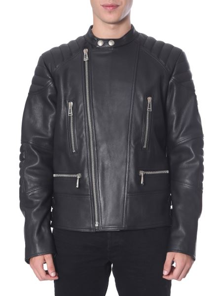 "Belstaff - ""sidney"" Leather Jacket"