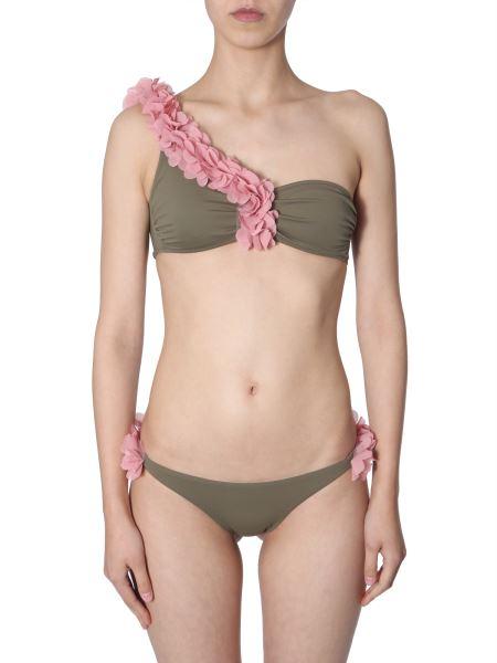 La Reveche - Rasha Swimsuit With Flowers On Shoulder