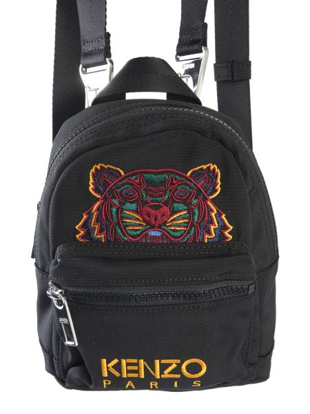 Kenzo - Mini Tiger Canvas Backpack