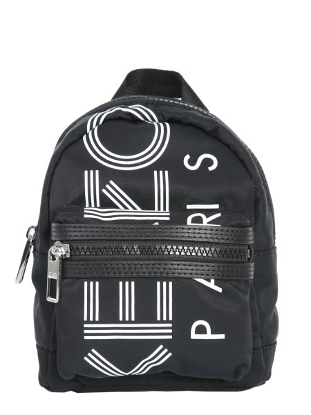 "Kenzo - Mini ""kenzo Paris"" Technical Fabric Backpack"