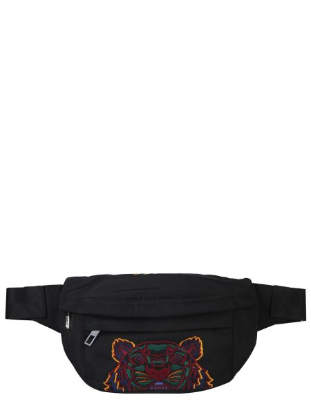 Kenzo - Bum Bag With Tiger Embroidery