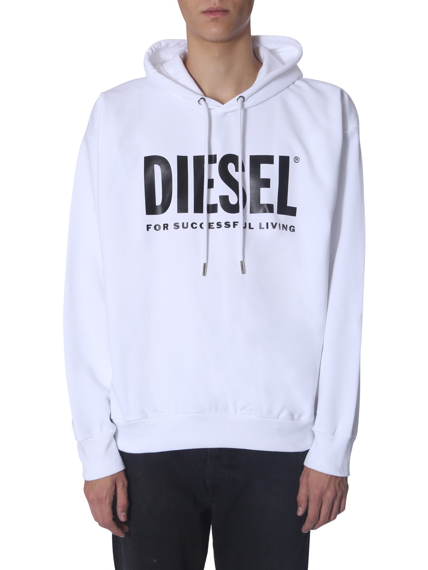 "Diesel  FELPA ""S-DIVISION-LOGO"""
