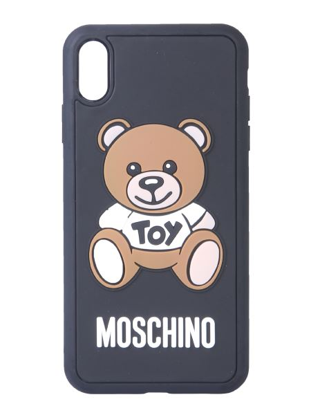 Moschino - Iphone Xs Max Cover With Teddy Bear
