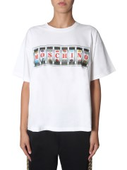 "MOSCHINO - T-SHIRT ""SLOT MACHINE"""