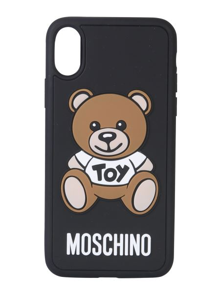 Moschino - Teddy Bear Semirigid Cover For Iphone X / Xs