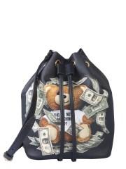 MOSCHINO - SECCHIELLO DOLLAR TEDDY BEAR