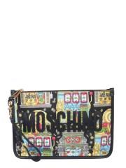 MOSCHINO - CLUTCH SLOT MACHINE