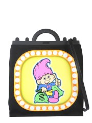 MOSCHINO - BORSA A MANO GOOD LUCK TROLLS