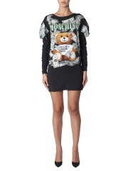 MOSCHINO - ABITO DOLLAR TEDDY BEAR