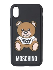 MOSCHINO - COVER IPHONE X TEDDY BEAR