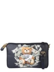 MOSCHINO - BORSA MINI DOLLAR TEDDY BEAR DOLLAR