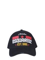 DSQUARED - CAPPELLO DA BASEBALL