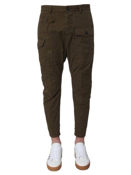 Dsquared - Pantalone Cargo
