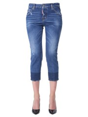 DSQUARED - JEANS COOL GIRL CROPPED
