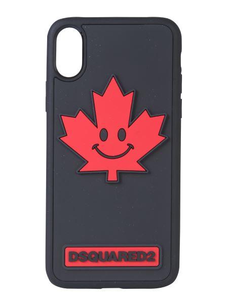 Dsquared - Cover Per Iphone X Con Logo