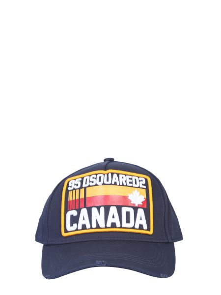 Dsquared - Baseball Cap With Patch