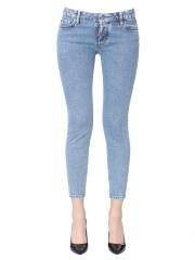 DSQUARED - JEANS JENNIFER CROPPED