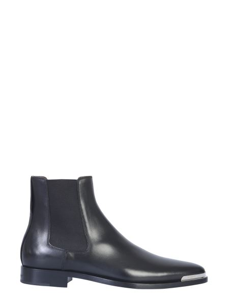 Givenchy - Dallas Chelsea Leather Boot
