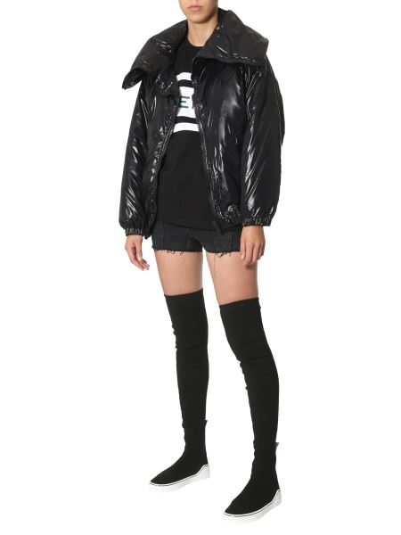 Givenchy - Oversize Collar Bomber