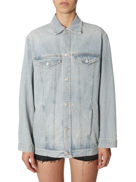 Givenchy - Oversize Fit Denim Jacket