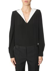 GIVENCHY - CAMICIA IN SETA