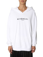 GIVENCHY - FELPA CON CAPPUCCIO