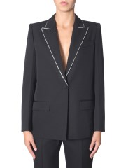 GIVENCHY - BLAZER IN LANA CON STRASS