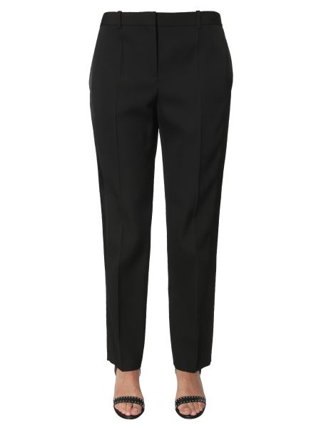 Givenchy - Wool Pants With Side Bands