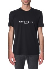 GIVENCHY - T-SHIRT GIROCOLLO