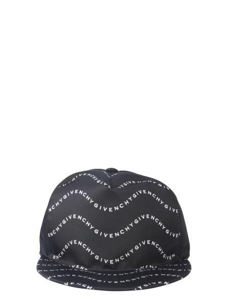 Givenchy - Cappello Da Baseball Con Stampa Logo