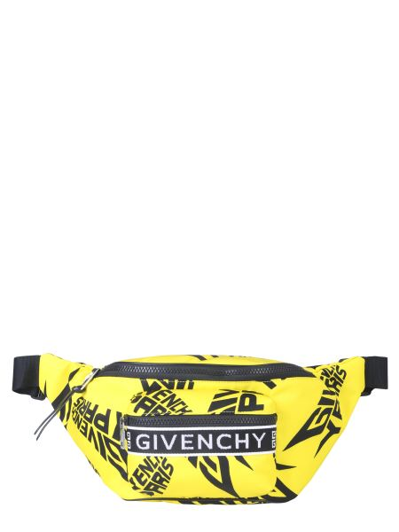Givenchy - Large Pouch With Logo Print