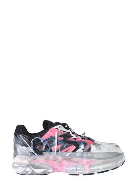 Maison Margiela - Sneakers Fusion In Pelle