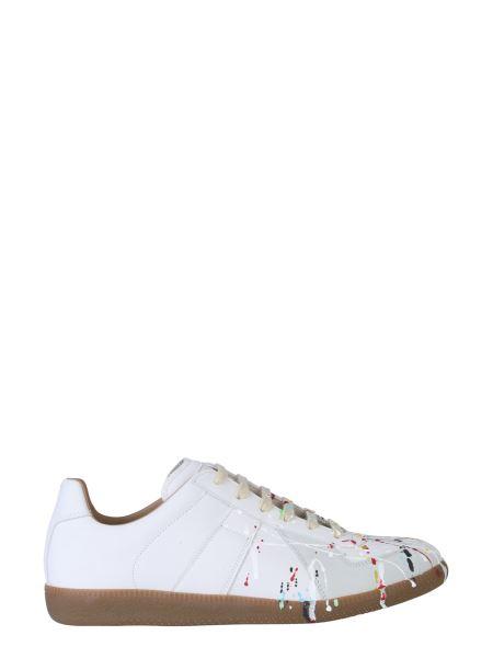 Maison Margiela - Sneaker Replica In Pelle