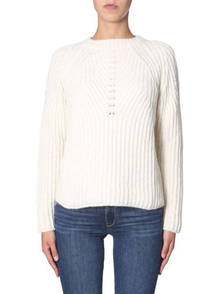 Aspesi - Crew Neck Wool Sweater