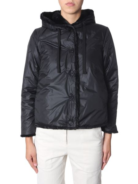 Aspesi - Reversible Hooded Jacket