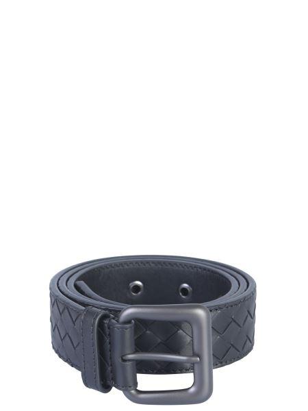 Bottega Veneta - Braided Leather Belt