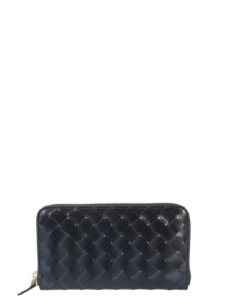 Bottega Veneta - Medium Maxi Braiding Leather Wallet With Zip