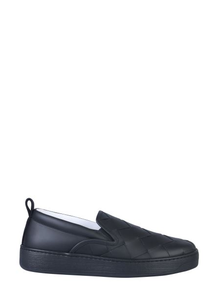 Bottega Veneta - Leather Dodger Sneaker
