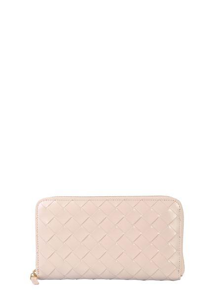 Bottega Veneta - Medium Maxi Braiding Leather Zip Wallet