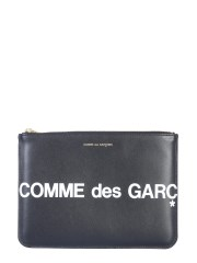 COMME DES GARCONS WALLET - PORTADOCUMENTI HUGE