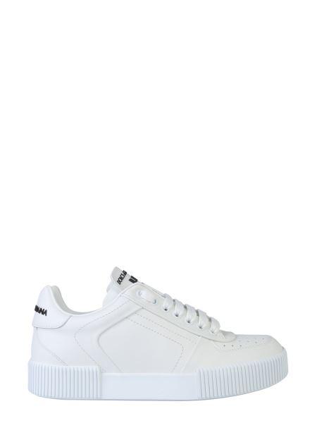 Dolce & Gabbana - Miami Leather Sneakers
